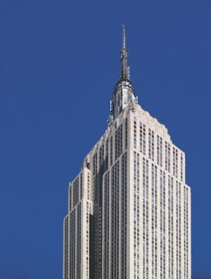 New York's Empire State Building recently earned an Energy Star score of 80 out of 100.