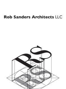 Rob Sanders Architects LLC Logo