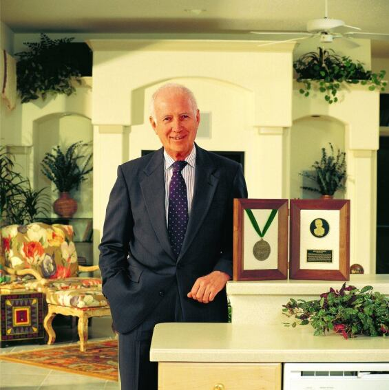Arthur Rutenberg Relflects on 50-plus Years In Home Building