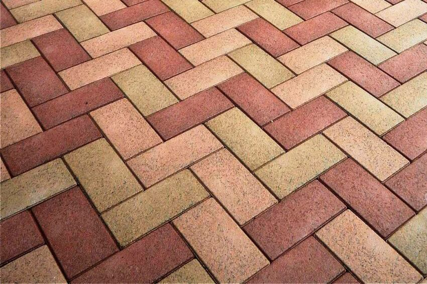 Azek Recycled Pavers