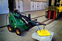 Portable Vacuum Lifting System