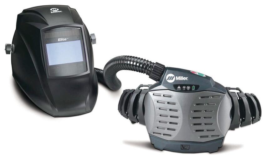 Respirator Purifies Air