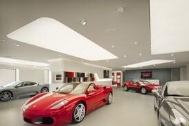 Algar Ferrari and Maserati Showroom