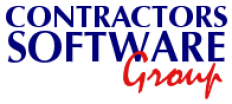 Contractors Software Group Logo