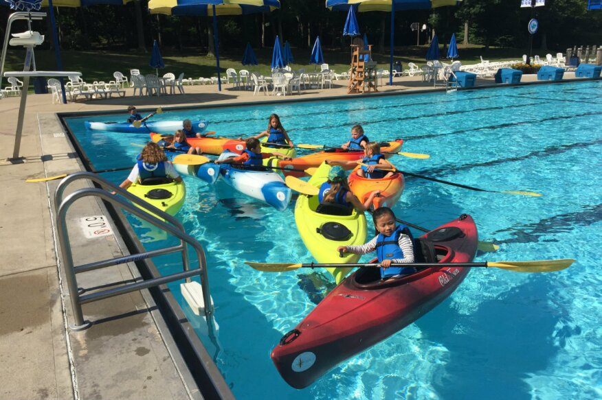Now That 39 S Aquatainment How A City Pool In New Jersey Keeps Guests Engaged And Entertained