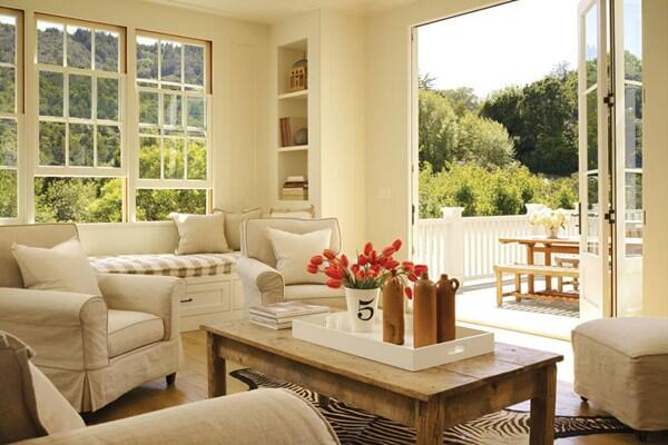 Indoors Out: A modest Victorian-era cottage in Larkspur undergoes a transformation that is personal, yet quintessentially Californian.