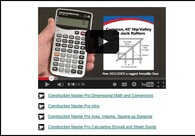 Construction Master Pro – Learn more about the industry standard