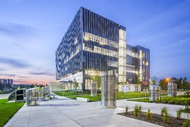 Environmental Sciences and Chemistry Building, University of Toronto Scarborough