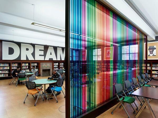 St. Louis Central Library renovation; Cannon Design; St. Louis