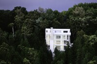 Richard Meier's Douglas House Added to USA's Historic Places List