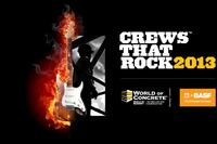 """Crews That Rock"" 2013 Competition Announced"