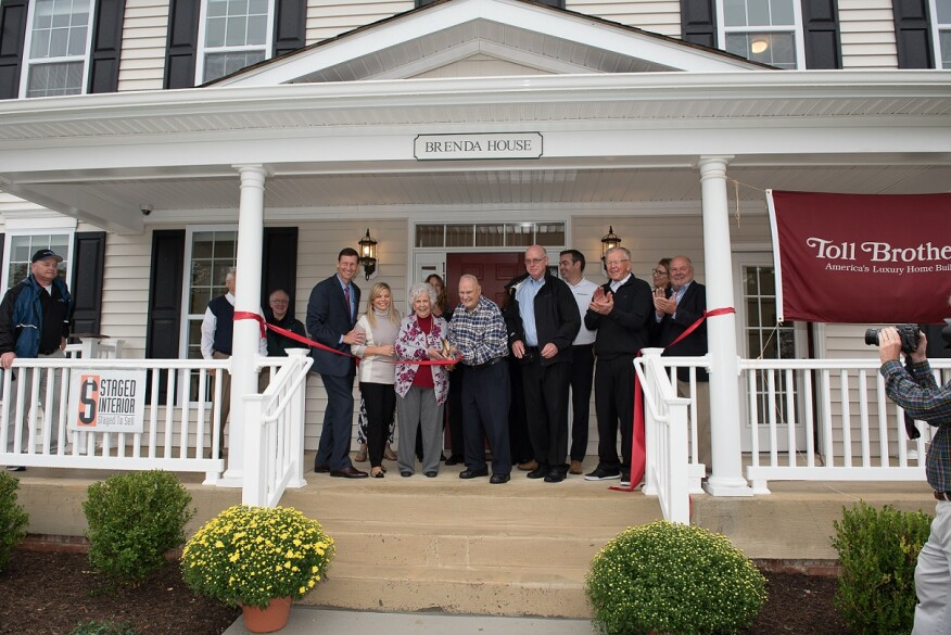 A ribbon cutting ceremony was held on Oct. 1.