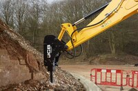 Hydraulic Breakers from JCB