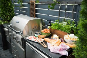 The Instant Island: A New Category of Outdoor Kitchen is an Affordable Alternative