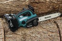 Makita Cordless Chain Saw Models HCU02ZX2 HCU02C1