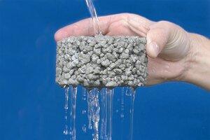 Curing Pervious Concrete