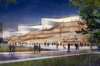 Kent State Announces Winning Team for New Architecture Building