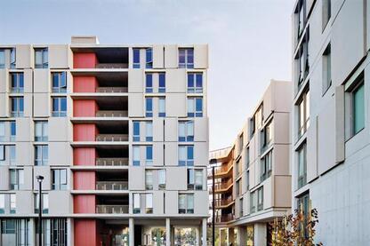 Charles David Keeling Apartments