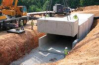 Artificial bat cave manufactured by Oldcastle Precast – Lebanon, TN wins 1st place NPCA Award