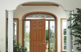 Heritage Fiberglass Entry Doors
