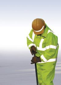 "Incorporating high-visibility features into regular workwear like shirts and coveralls enhances comfort and performance compared to a common supplementary vest, which though meeting minimum compliance is considered an entry-level ""personal protective equipment"" solution. A significant body of published science confirms that vests don't perform as well as apparel with high-visibility materials on the end of the limbs. Photo: 3M"