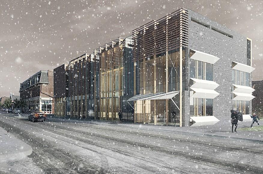 Top Ten Architect cote top ten students: [re] sustaining old north saint louis