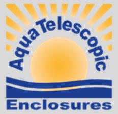 Aqua Telescopic Enclosures Logo