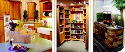 Honorable Mention, Showroom Design: Southern Comfort