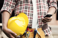 Smartphone use increases among construction contractors, as does use of apps, interest in video