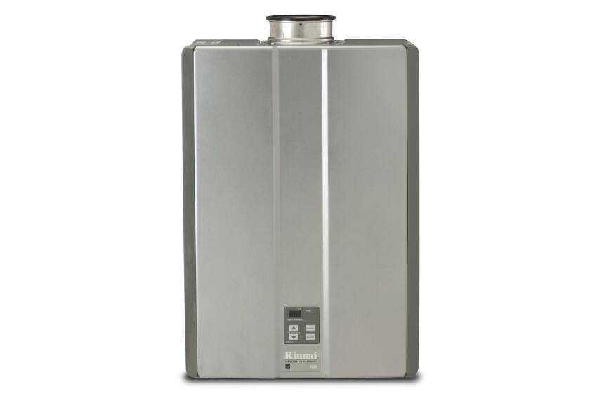Water Power: Rinnai Ultra Series Tankless Water Heater