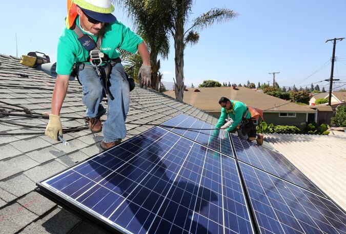 Solar Perks Up