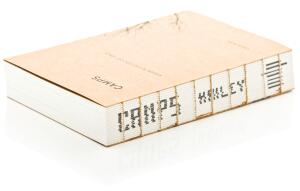 """BOOK    What exactly is a camp? A dictionary will tell you that it's a temporary residence erected for shelter, but in Camps: A Guide to 21st-Century Space, author Charlie Hailey, who teaches architecture at the University of Florida, looks beyond that simple definition to """"understand how traditional forms of strategy, tenure, and lifestyle are called into question through built environments."""" From FEMA City to research stations on Arctic ice floes, as well as summer and boot camps, Hailey explores the paradoxes of areas that are neither temporary nor permanent. $29.95; MIT Press"""