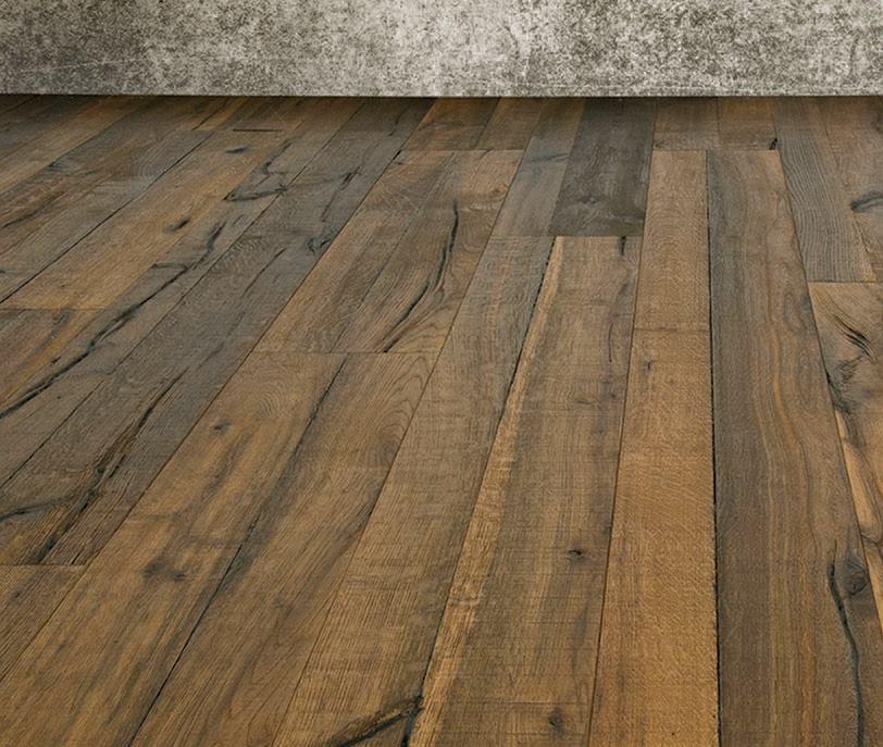 Distressed Prefinished Oak T Amp G Planks Jlc Online