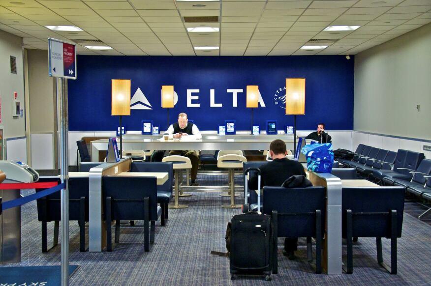 La Guardia Airport (LGA), Delta Terminal