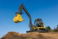 John Deere Updates Excavators