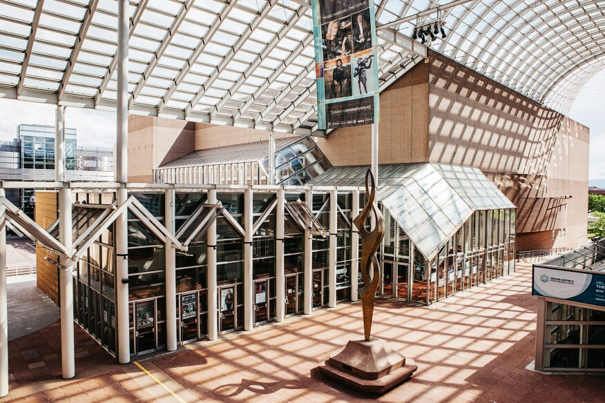 Reimagining The Denver Performing Arts Complex