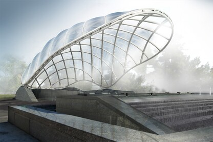 Pavillon de L'eau