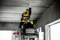 Mobile drilling robot from nLink