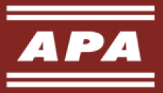 APA - The Engineered Wood Assn. Logo