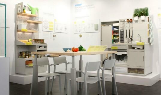 Ikea refrigerator of the future