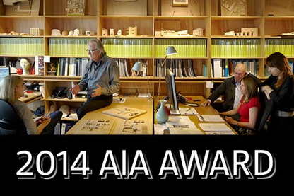 Eskew+Dumez+Ripple Wins the AIA 2014 Architecture Firm Award