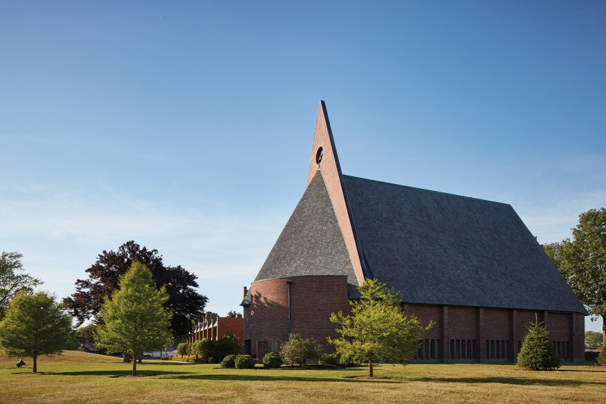 Harry Weese's First Baptist Church
