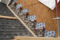 True Through-Wall Flashing for Brick Veneer