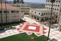 Decorative but Durable Pavement Coatings