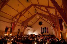 Sanctuary - Quimper Unitarian Universalist Fellowship