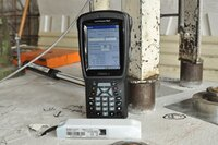 Wireless Concrete Monitoring