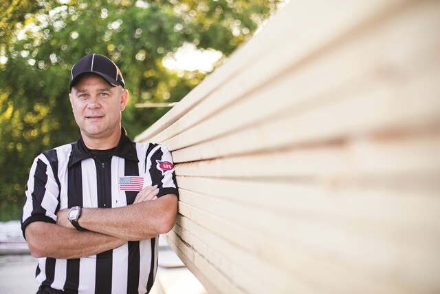 Todd Ransom, owner of Kramer Lumber in Lebanon, Ind.