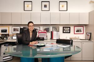 Diane Hoskins, a Gensler executive director