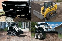 Terex Line of Compact Construction Equipment