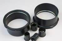 PVC Coated Sealing Locknut